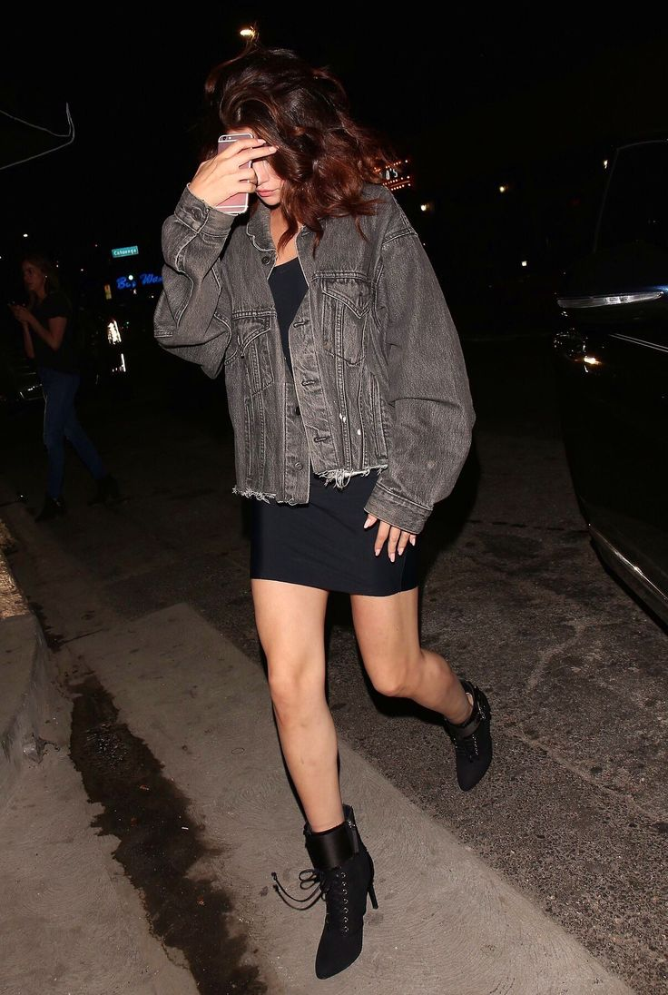 """""""April 6th, 2017: arriving at Beauty & Essex in Hollywood, California. """""""