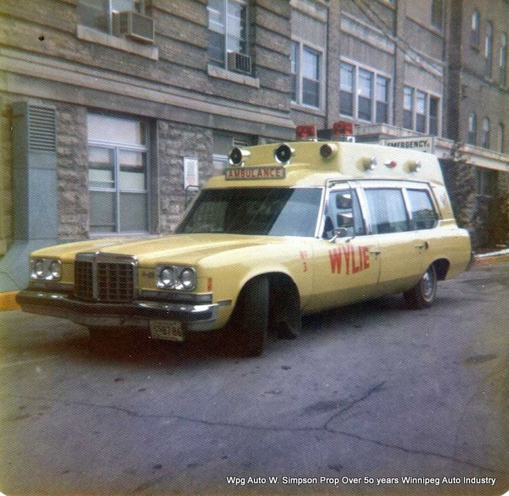 84 best old ambulances images on Pinterest | Ambulance, Emergency ...