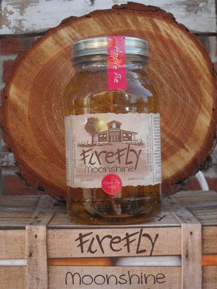 33,27€/L, Firefly Moonshine Apple Pie 0,75L (30,15% Vol.), made in USA
