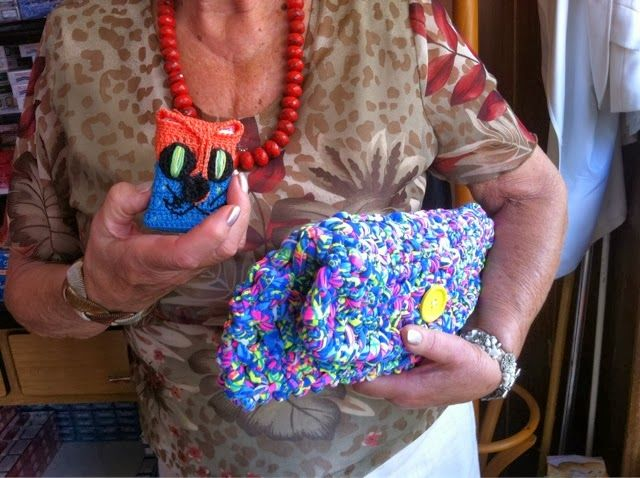 Con estas manazas: Algo nuevo #trapillo #crochet #ganchillo