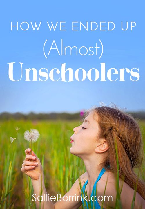 Of everything that has happened to me as a parent, perhaps nothing has surprised me and bewildered me more than the fact that we have ended up as (almost) unschoolers. Homeschooling was always on my radar. Unschooling was not.