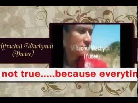 FALL IN LOVE ALL OVER AGAIN - MIFTACHUL WACHYUDI (YUDEE)