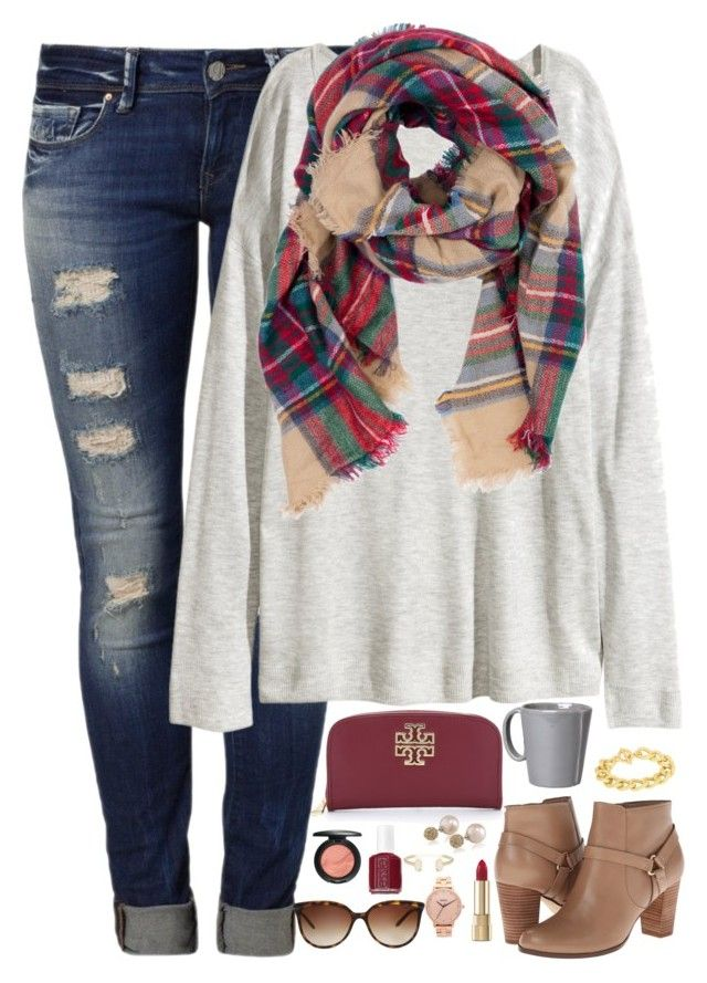 """""""oh my gosh y'all tomorrow is December....."""" by kaley-ii ❤ liked on Polyvore featuring Mavi, H&M, Look by M, Cole Haan, Adele Marie, Tory Burch, Vietri, Carolee, Dolce&Gabbana and Nixon"""