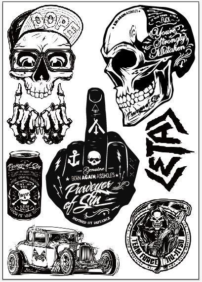 Best 25+ Motorcycle stickers ideas on Pinterest ...