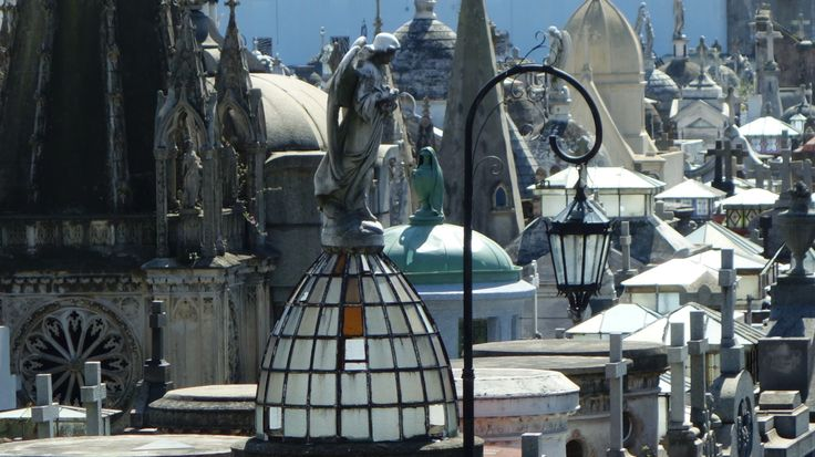 Cementerio de La Recoleta, Buenos Aires 2013