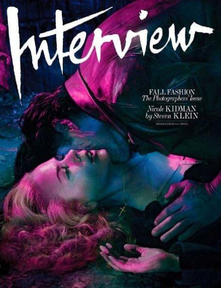 Nicole Kidman - Interview Magazine Cover [United States] (4 September 2014)