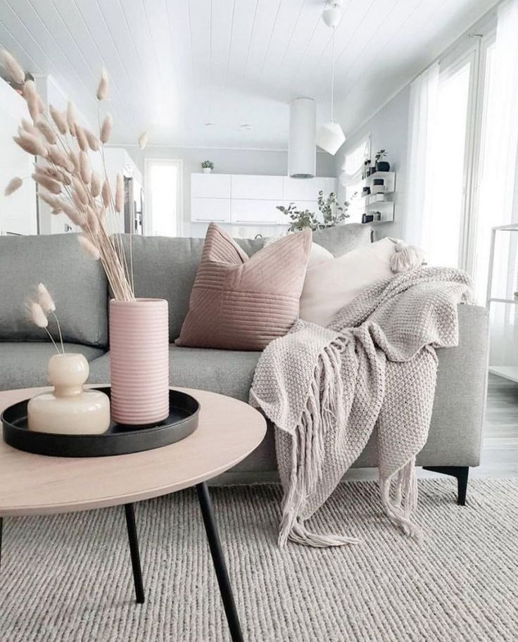 82 Beautiful Grey Living Room Ideas Decorations 59 2019 Beautiful Grey Living Room Ideas Decorations Pink Living Room Living Room Decor Gray Living Room Grey
