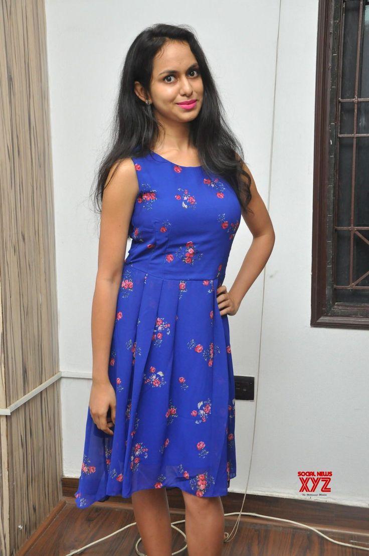 Actress Pallavi Stills From Prema Entha Madhuram Priyuralu Antha Katinam Trailer Launch - Social News XYZ