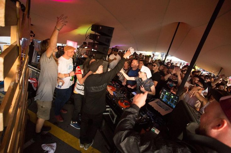 ...and party they did! Redbull Do Over, December 2015