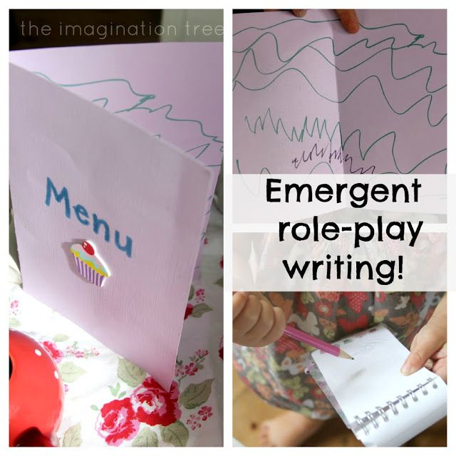 Coffee Shop Role Play - The Imagination Tree