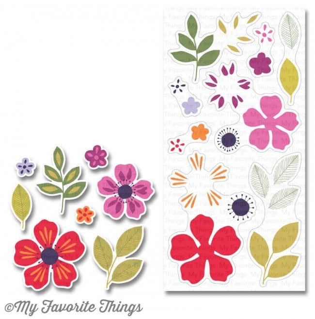 Flashy Florals