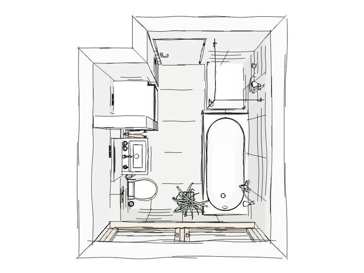 Die besten 25+ Badplaner online Ideen auf Pinterest Badezimmer - badezimmerplaner online kostenlos