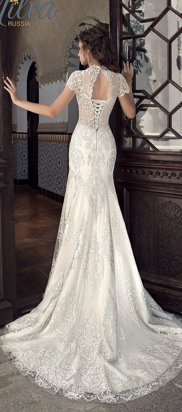 Milva Bridal Wedding Dresses 2017 Lanta / http://www.deerpearlflowers.com/milva-wedding-dresses/5/