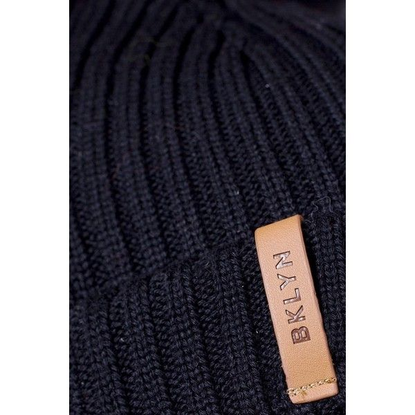 Black Bobble Hat Raccoon Fur Pom Pom (1 770 UAH) ❤ liked on Polyvore featuring accessories, hats, pompom hat, bobble beanie hat, bobble beanie, pom pom hat and bobble hat