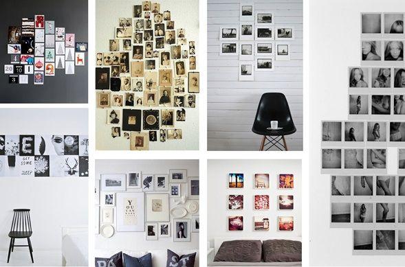 Decoración de paredes con fotografías - Para Más Información Ingresa en: http://fotosdecasasmodernas.com/decoracion-de-paredes-con-fotografias/