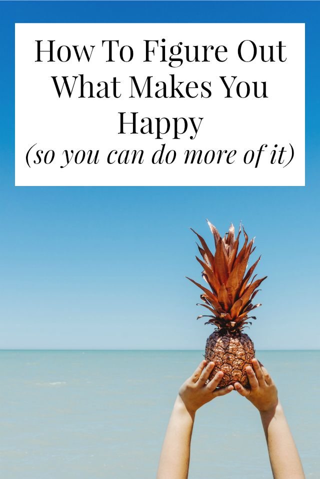 what makes us happy What makes us happy i recently watched a brief video interview with michael finke entitled, risk tolerance in retirement planning it's a great return on a two-minute investment of your time.