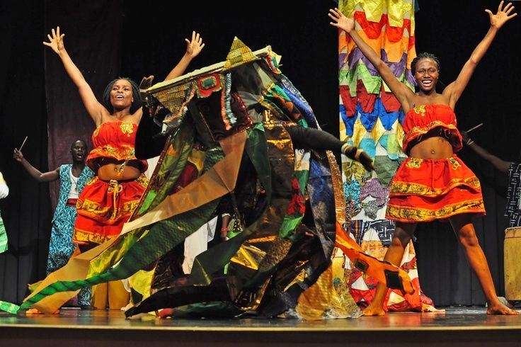 all about Nigeria in picture   Ajigbe - the history of Nigeria in a spectacular dance theatre ...