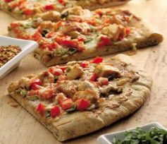 Weight Watchers Thai Chicken Pizza