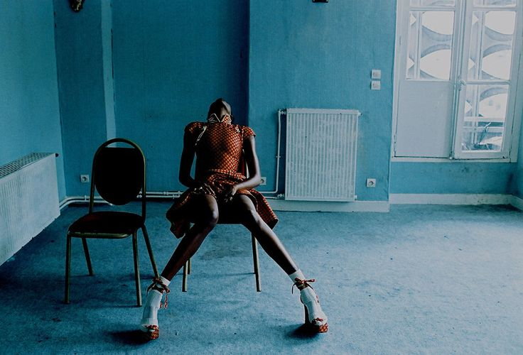 2000-lightyearsfromhome: FRANÇOISE HUGUIER Fatim III, Paris, France, 1997