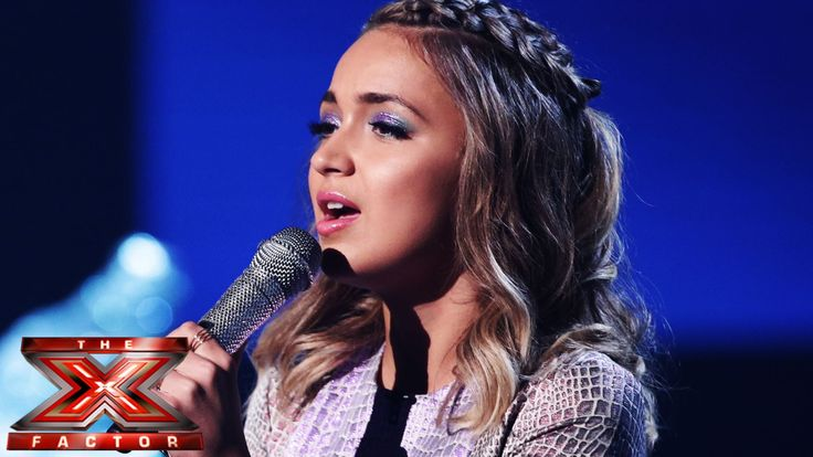 Lauren Platt sings Demi Lovato's Let It Go | Live Week 3 | The X Factor ...