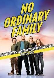Risultati immagini per No Ordinary Family