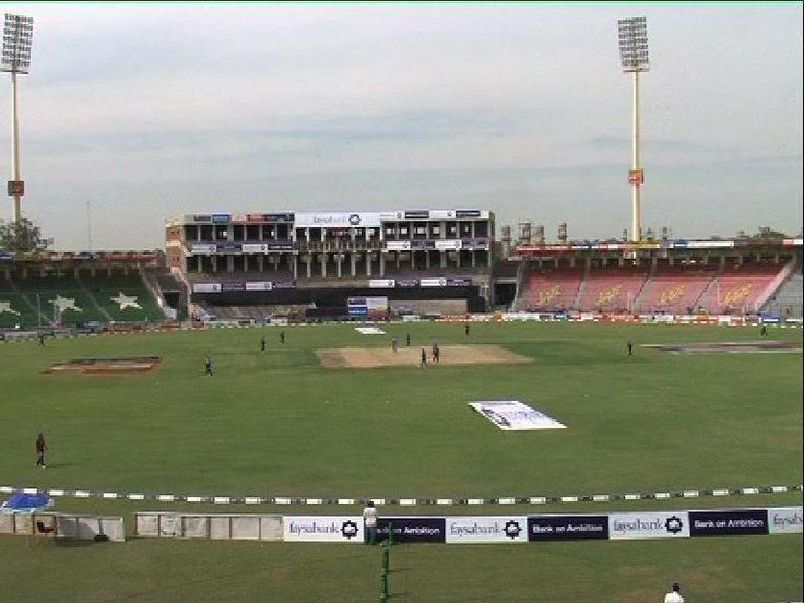 Gaddafi Stadium – The Home of Pakistan Cricket