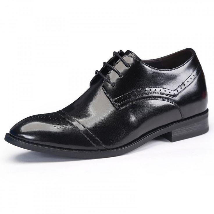 Blazers Elevator: Best Elevator Shoes British Brogue Height Increasing Shoes