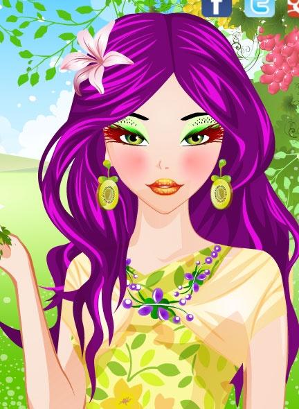 Fruitilicious makeover