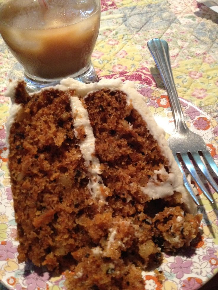 paula deen carrot cake recipe
