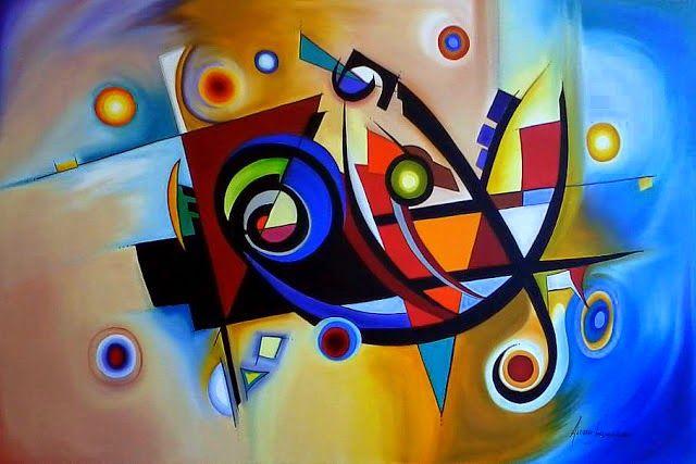 Resultado de imagem para arte abstrata