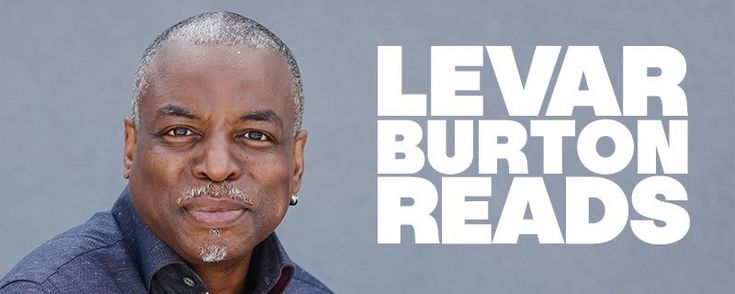 Learn about Levar Burton is reading to you again on his new podcast http://ift.tt/2sd6SR3 on www.Service.fit - Specialised Service Consultants.