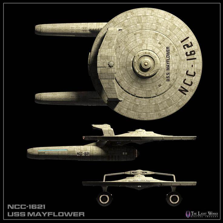 star trek 2009 ships | Star Trek 2009 starships | The Jefferies Tube
