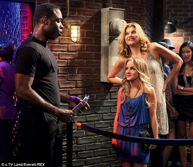 Kelly Stables in The Exes TV Land Show