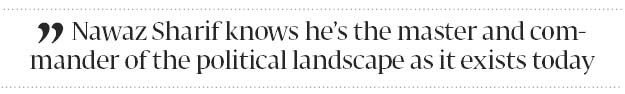 Nawaz Sharif the liberal? - The Express Tribune