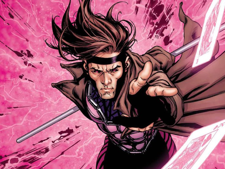 Here's everything that's happening in the world of superhero movie news this week—including the status of Channing Tatum's Gambit flick.