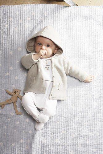 Gilet bébé Cyrillus