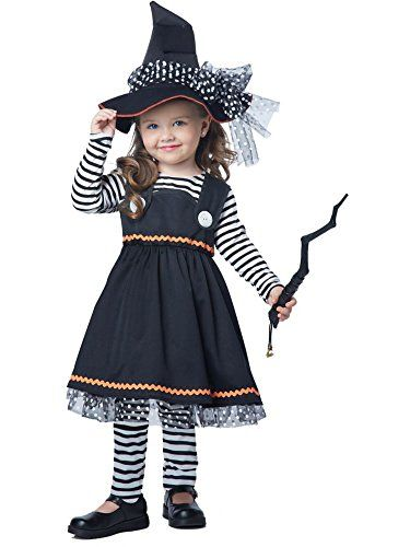 awesome California Costumes Crafty Little Witch Toddler Costume