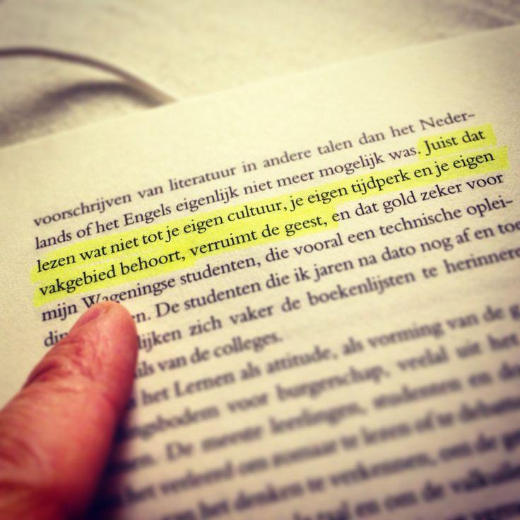 Louise O. Fresco - over kennis, kunst en het leven.