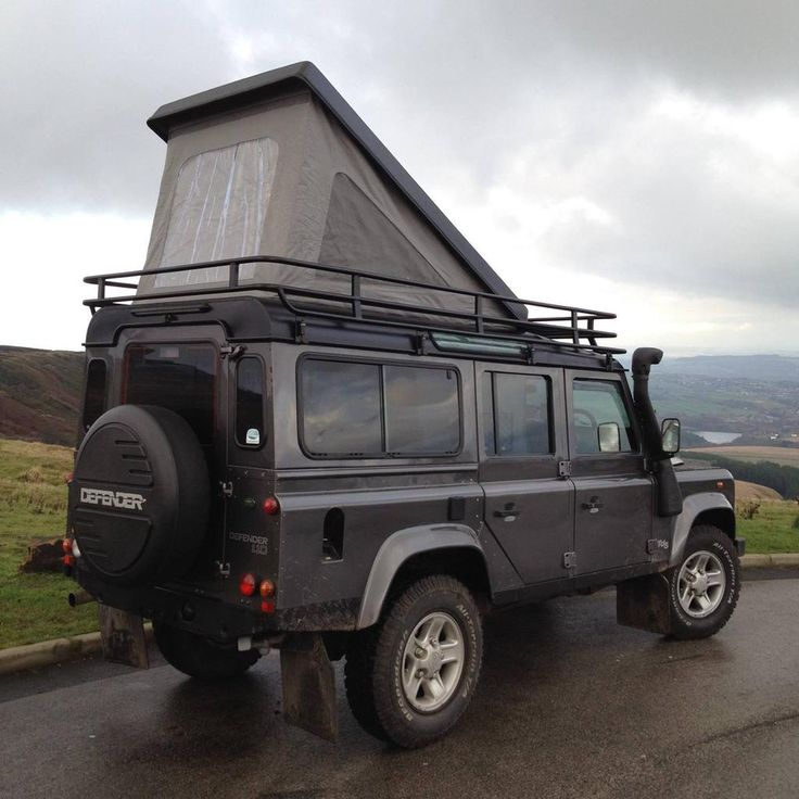 202 Best 4x4 Campers Images On Pinterest