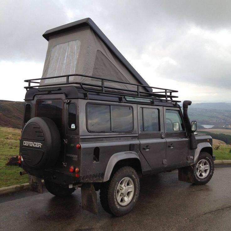 Land Rover Defender 110 Td5 Landroverdefender Td5: 202 Best 4x4 Campers Images On Pinterest