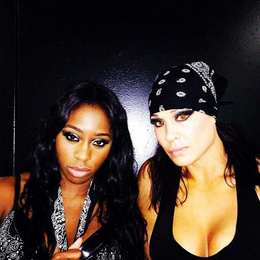 Naomi & Tamina Snuka | Anoa'i Family | Pinterest | Tamina ...