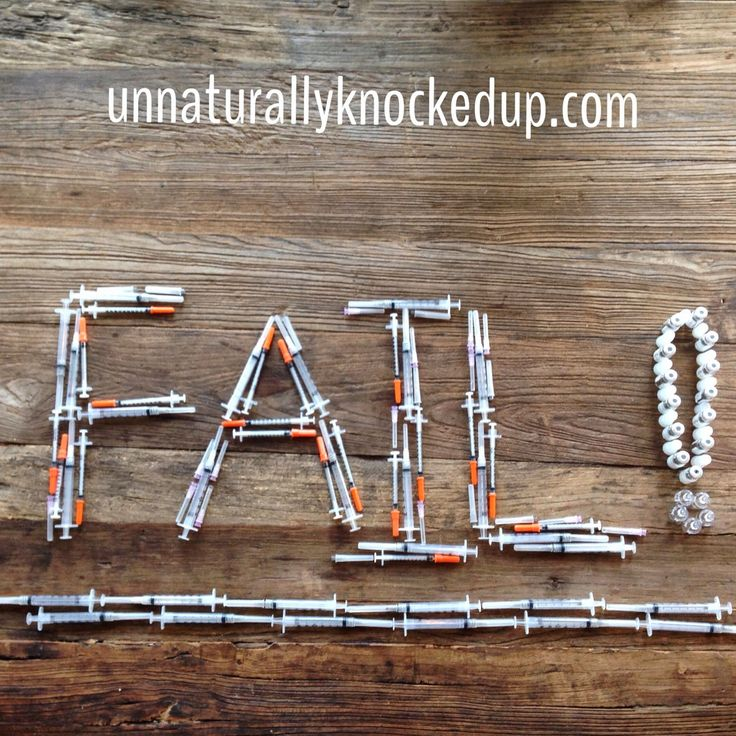 Failed IVF Cycle - Moving Forward