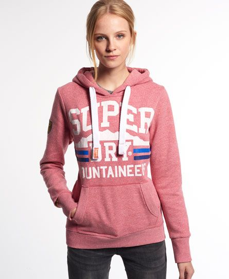 Superdry Sweat à capuche Mountaineers