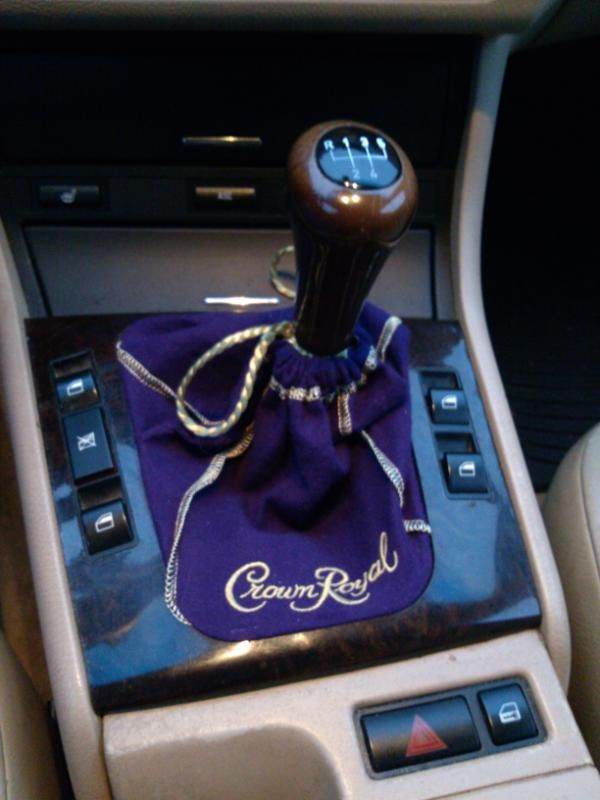 15 minute crown royal shift boot
