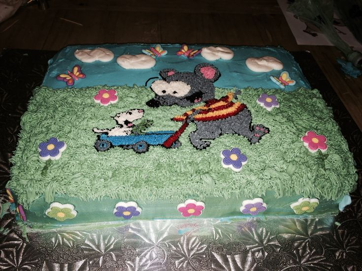 Toopy and Binou cake