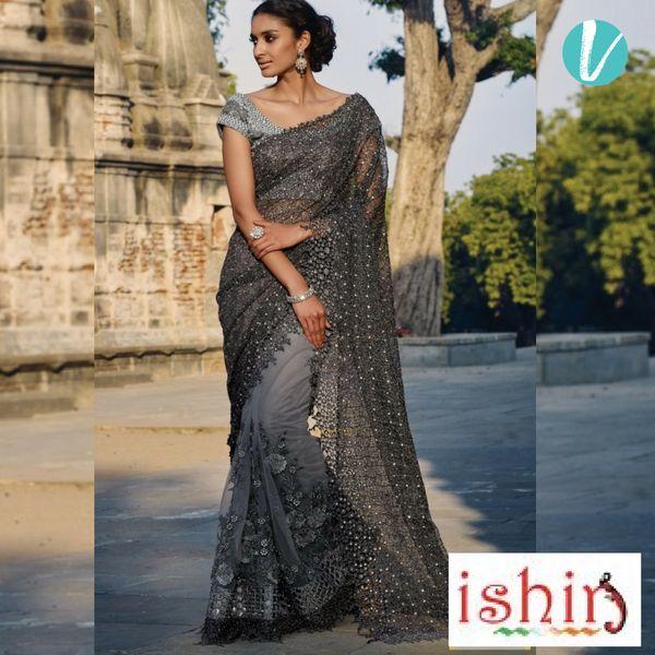 Still not prepared for the Wedding Season? Shop the handpicked collection of Sarees from Ishin on Vilara. Shop Here:https://goo.gl/3zN18b #ishinsarees #weddingseason #beautiful #elegant #premium #vilara.
