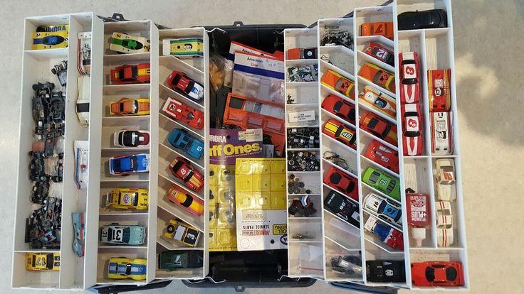 Vintage H/O AFX Slot Cars, Track, and parts lot   Toys & Hobbies, Slot Cars, HO Scale   eBay!