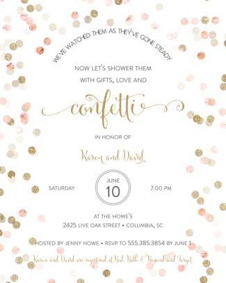 The 25 best Bridal shower invitation wording ideas on Pinterest