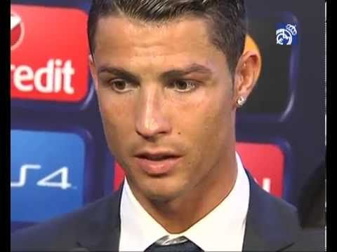Sergio Ramos Real Madrid 2-0 Sevilla: Ronaldos post-match presser