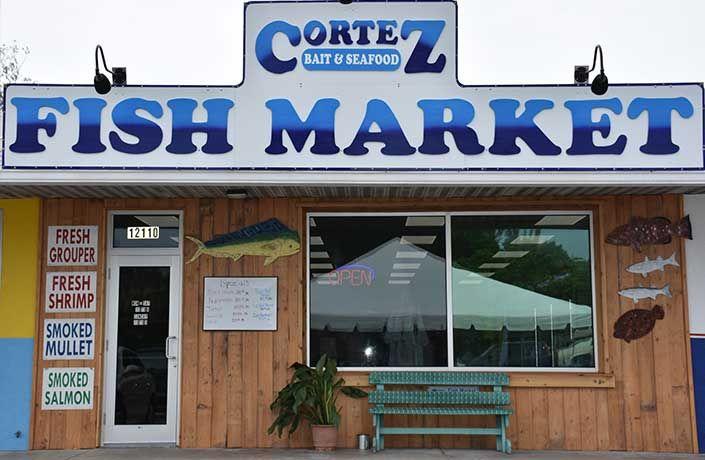 Cortez Bait & Seafood Store